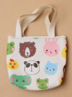 Mini tote bag animal purse (Code 3084)
